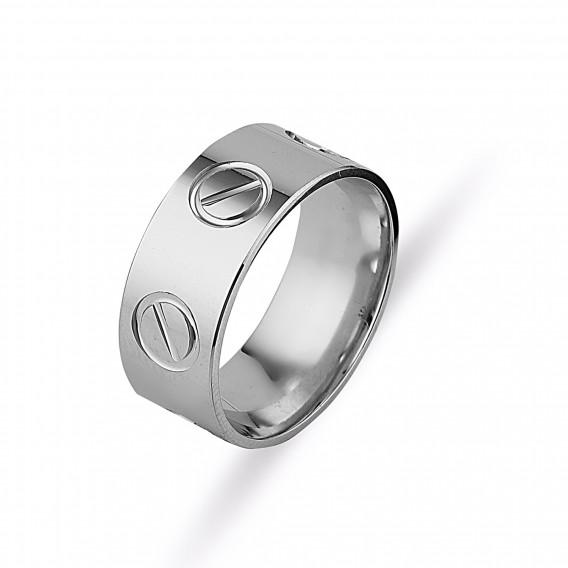 Tasarım Gümüş Alyans