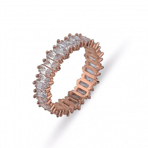 Baguette Stone Tamtur Ring