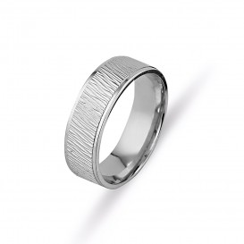 7 mm Sandy Men's Wedding Ring