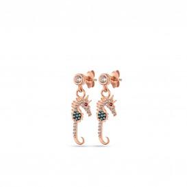 Sea Horse Earrings