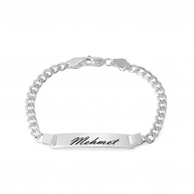 Named Men's Bracelet