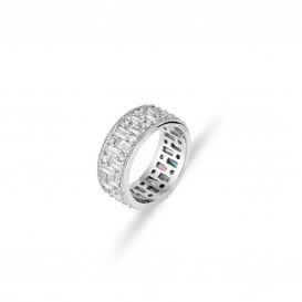 Diamond Model Baguette Tamtur Ring