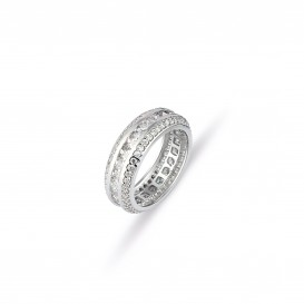Diamond Model Tamtur Ring