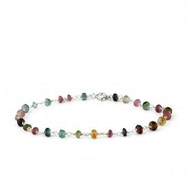 Colorful Natural Stone Otantik Bracelet