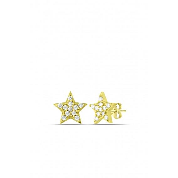 Minimal Zirkon Yıldız