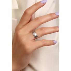 Gümüş 4 mm Kadın Alyans