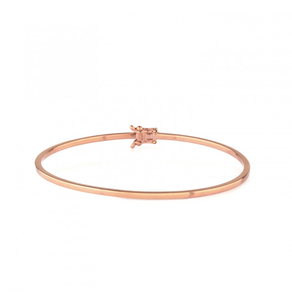 Micron Gold Plated Classic Bracelet