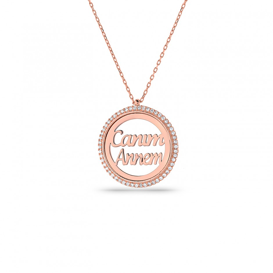 Dear Mom Necklace