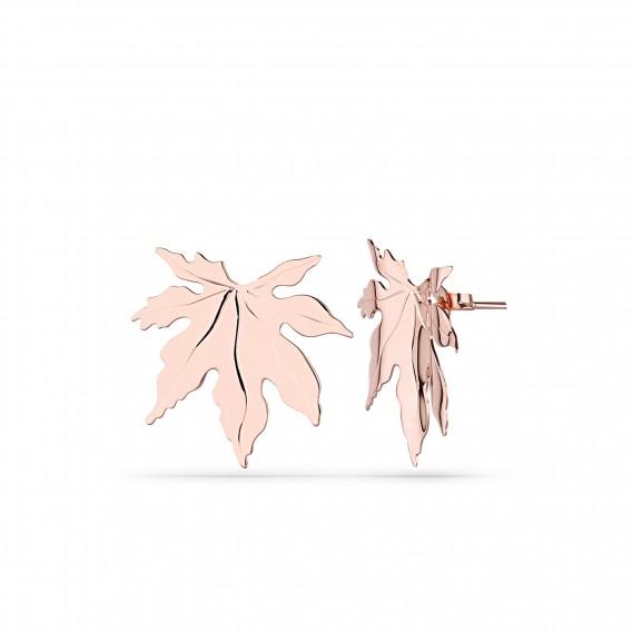 Çınar Yaprağı Gümüş Set