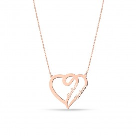 Named Love Necklace